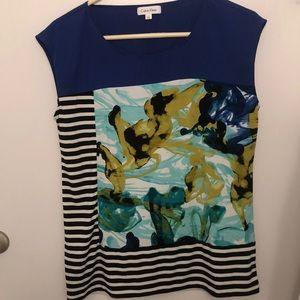Calvin Klein Poly shirt